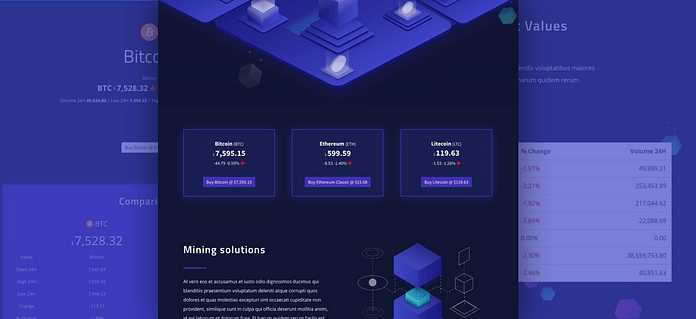 real time cryptocurrency data