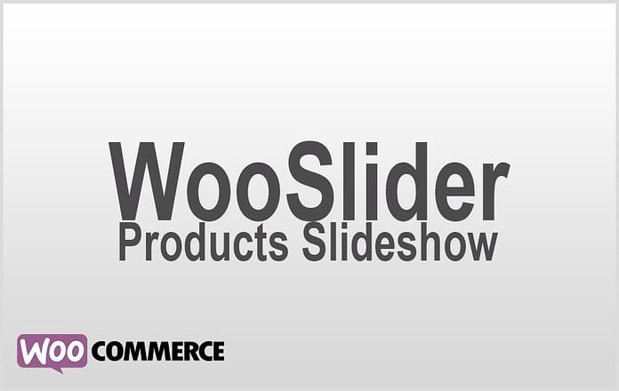 WooCommerce WooSlider Pro Plugin