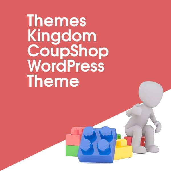 Themes Kingdom CoupShop WordPress Theme
