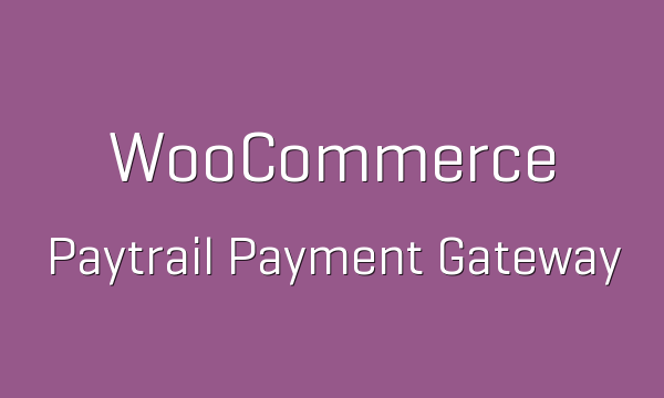 WooCommerce Paytrail Payment Gateway