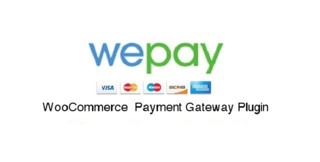 WooCommerce WePay Payment Gateway