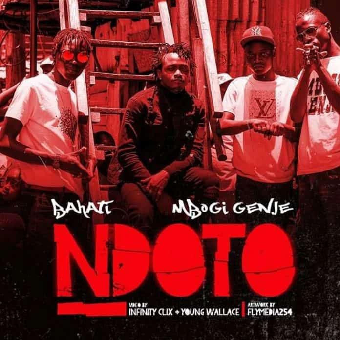 Ndoto - Bahati ft. Mbogi Genje