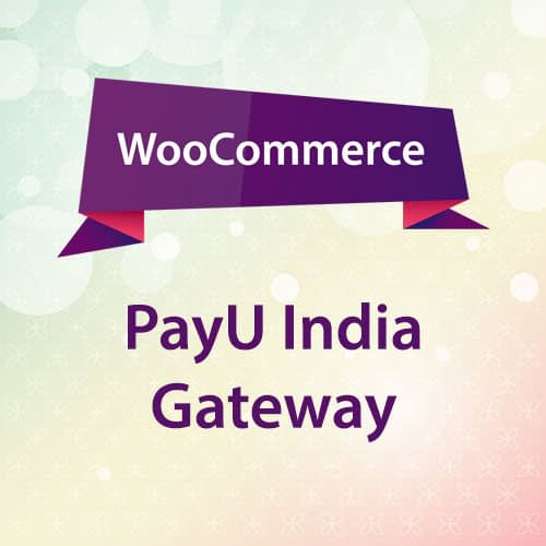 WooCommerce PayU India Payment Gateway