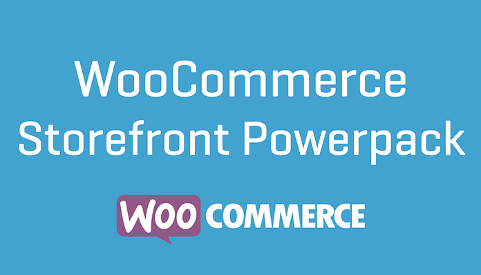 WooCommerce Storefront Powerpack Extension