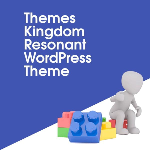 Themes Kingdom Resonant WordPress Theme