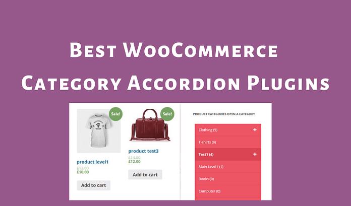 YITH WooCommerce Category Accordion Premium