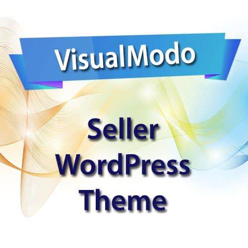 VisualModo Seller WordPress Theme