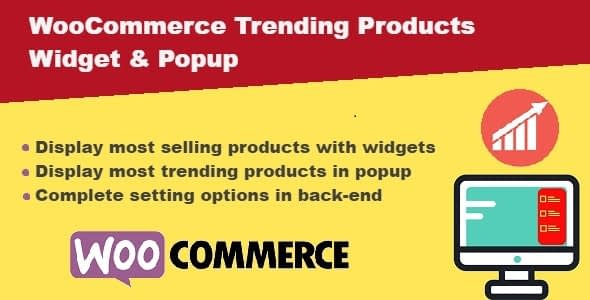 WooCommerce Trending Products Plugin