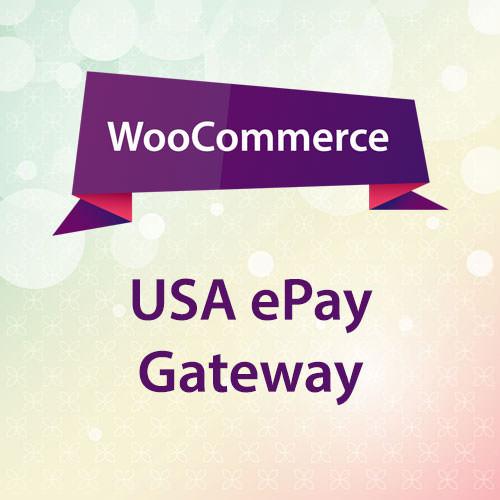 WooCommerce USA ePay Payment Gateway